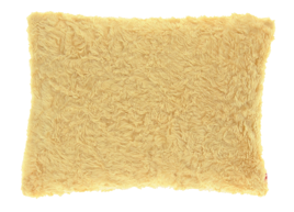 Poduszka dekoracyjna z futra ASTER