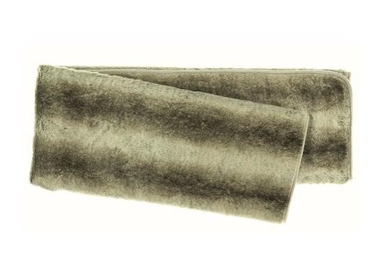 Koc, narzuta PLATINUM BEAUTY beżowy 155x200 cm